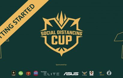 Put Your LoL Skills To The Test For $30K In The Social Distancing Cup