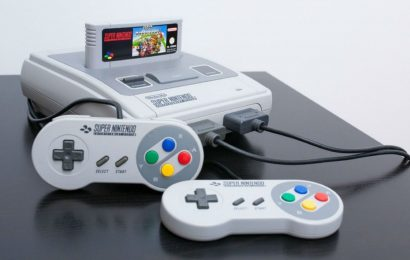 German Musician Puts New Album On Super Nintendo Cartridge