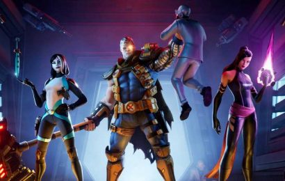 What Is X-Force Doing In Fortnite?