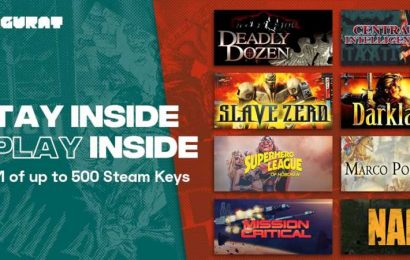 Ziggurat Interactive Is Giving Away 50 Copies Of Their Most Popular Games (Every Day)