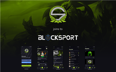 Team Singularity partners with Blocksport for mobile application