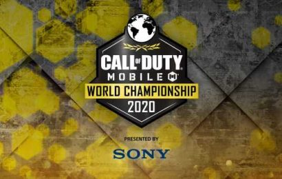 Call of Duty: Mobile turns to esports with World Championship