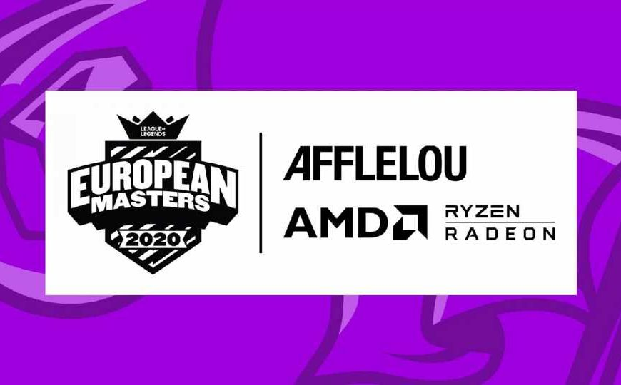 European Masters finds springtime partners in AFFLELOU and AMD