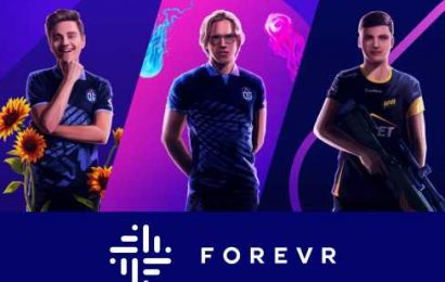 Forevr launches with N0tail and s1mple as clients