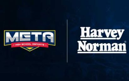 META High School Esports partners with Harvey Norman