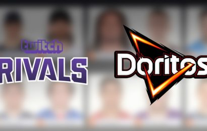 Doritos Signs on as Official Marketing Partner of Twitch Rivals