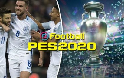 PES 2020 Euro DLC release date revealed: When you can download FREE Pro Evo update