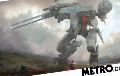Metal Gear Solid movie concept art released alongside new David Hayter codec