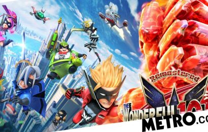 The Wonderful 101: Remastered review – Platinum revival