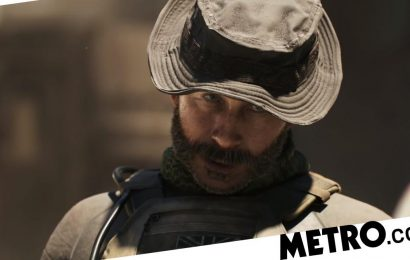 Call Of Duty: Modern Warfare teases the return of Captain Price