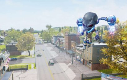 The Destroy All Humans Remake Has A Demo Out Now On PC