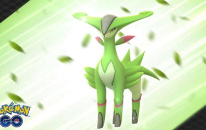Pokemon Go Virizion Guide: Raids, Counters, Weaknesses, And Battle Tips