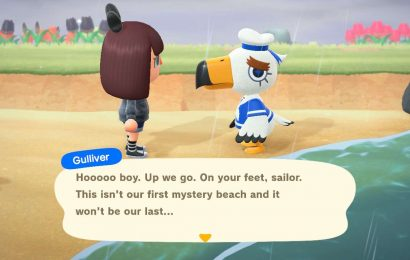 Animal Crossing Visitors Guide: Redd, Gulliver, Flick, And More In New Horizons