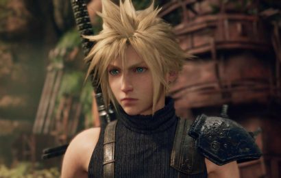 FF7 Remake Just Flew In From The Graveyard Side-Quest Keycard Location