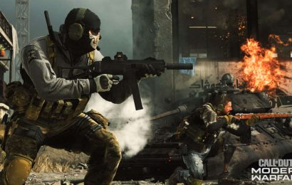 CoD: Modern Warfare Is Doing Better Than Any Other Call Of Duty Game Ever