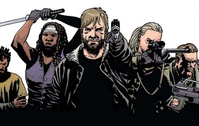 Get Every Walking Dead Comic For Less Than $20