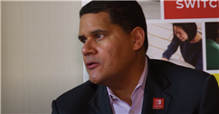 Reggie Fils-Aime Starts A Podcast For Charity