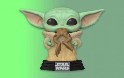 May The 4th Brings New Baby Yoda Funko Pops And They're Adorable, Of Course