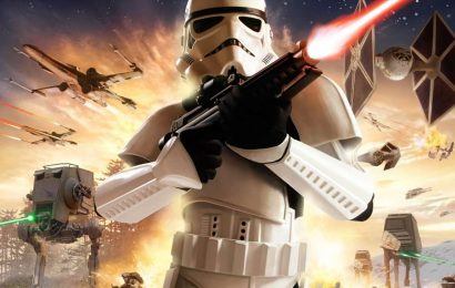 The First Star Wars: Battlefront Updated With Online Multiplayer
