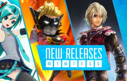 Top New Games Out On Switch, PS4, Xbox One, And PC This Month – May 2020