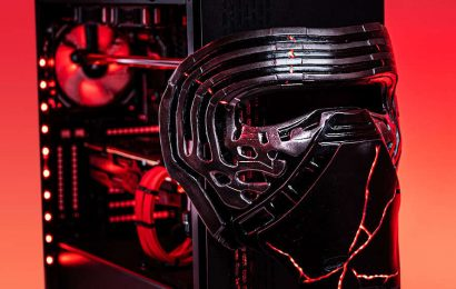May The 4th PC Giveaway Showcases This Custom Star Wars Gaming Rig, And It's Absolutely Stacked