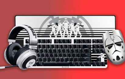 These Stormtrooper PC Gaming Accessories Are All Discounted For May The 4th