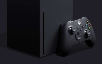 Xbox Series X Bootup Sound And Screen Possibly Revealed