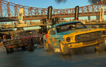 Uncharted's Nolan North And Troy Baker Headline Dirt 5's Voice Cast