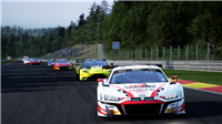 Professional Drivers Compete Virtually In Sunday's GT E-Sports Racing Event