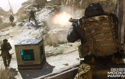 Call Of Duty: Modern Warfare–New Operator And Legendary Weapons Coming Soon