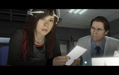 Beyond: Two Souls Allegedly Coming To Steam