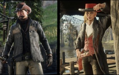 Red Dead Online: Limited-Time Clothing Returns And Big Bonuses On Moonshiners Sales