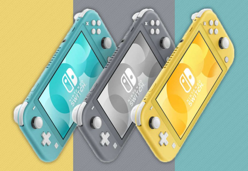 Where To Buy A Nintendo Switch Lite: Currently In Stock At GameStop