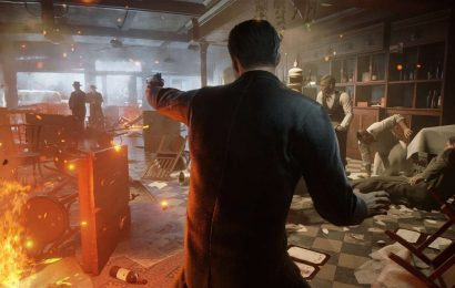 Mafia: Definitive Edition First Screenshots Will Make Fans An Offer They Can't Refuse