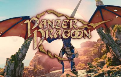 Panzer Dragoon Remake Patch 1.3 Brings Multiple Huge Improvements To Switch Game