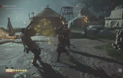 Ghost Of Tsushima Combat Gameplay Shows Two Distinct Styles