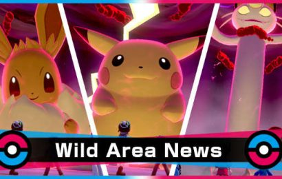 Pokemon Sword / Shield: Gigantamax Eevee Now Available In Max Raids For A Limited Time