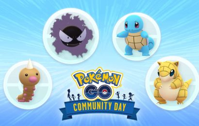 Pokemon Go Will Let You Vote On The Next Community Day Pokemon