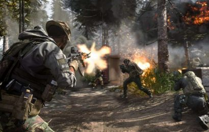 New Call Of Duty: Modern Warfare Patch Resurrects Beloved Map
