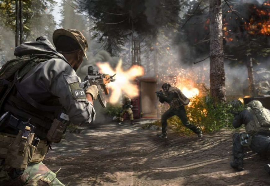 Call Of Duty: Modern Warfare–Here's Where You Recognize The New Hardhat Map From