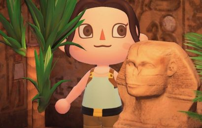 Animal Crossing: New Horizons–Check Out These Lara Croft Outfits Created By The Tomb Raider Developers