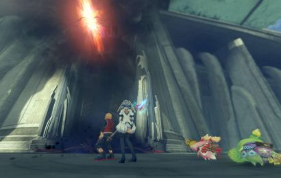 Xenoblade Director Reveals Epilogue Length