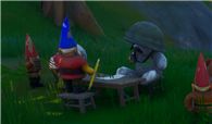 Fortnite Gnomes And Bears Truce Celebrated Secret Challenge Guide