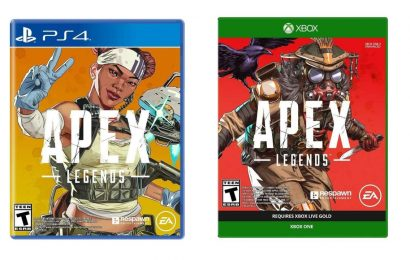 Deal: Apex Legends Special Editions Are 6 Bucks At Amazon (PS4, Xbox One)