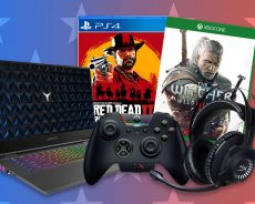 Memorial Day 2020 Best Gaming Deals: Games, 4K TVs, Headsets, And More