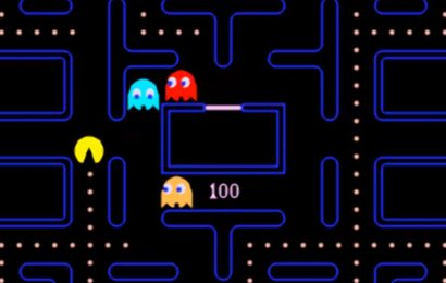 AI Recreates Pac-Man From Scratch, Without Any Human Input