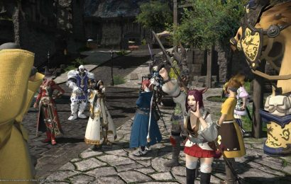 Download Final Fantasy 14 On PlayStation 4 For Free