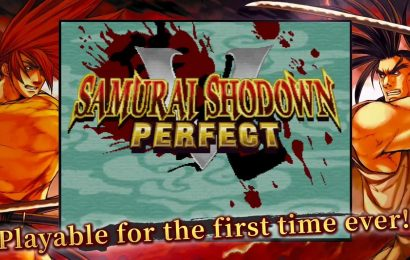 Samurai Shodown NeoGeo Collection Will Contain A Never Before Released Neo Geo Game