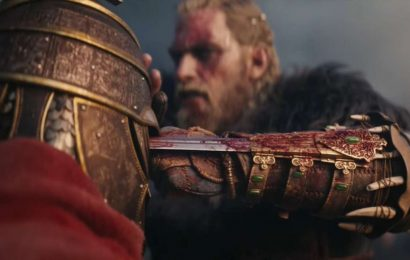 """It's """"A Deliberate Decision"""" To Change Assassin's Creed Valhalla's Hidden Blade, Says Ubisoft"""