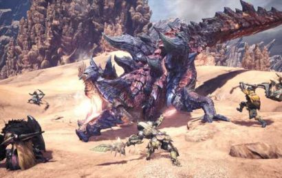 Monster Hunter World: Iceborne Update Offers Better Rewards For Two Specific Quests